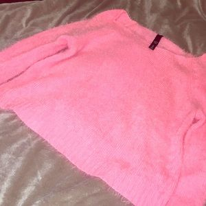 Fuzzy Sweater!